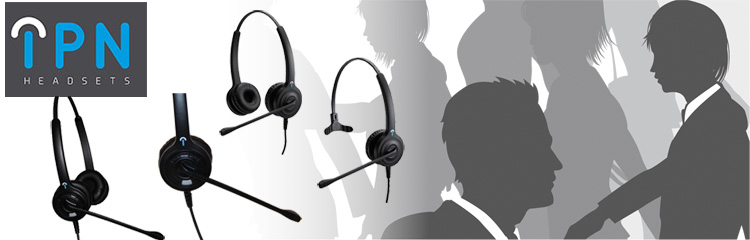 IPN Corded Headsets