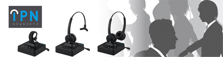 IPN ECO DECT Headsets