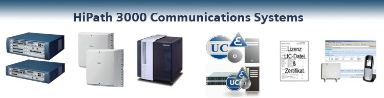 HiPath communication systems