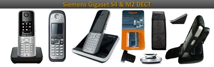 Unify / Siemens Gigaset Prof. phones / devices