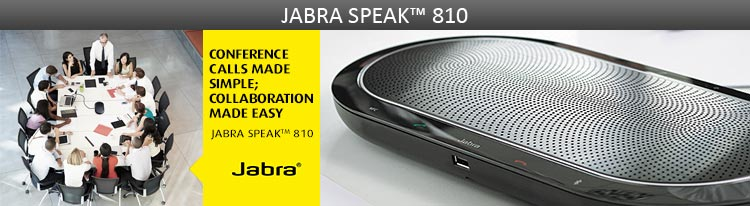 Jabra Speak™810 USB/Bluetooth-Conference solution