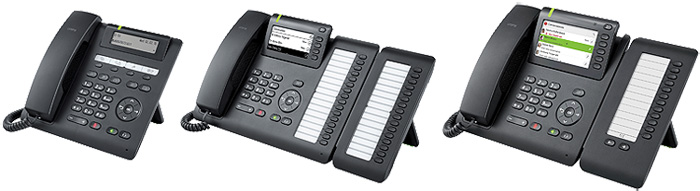 OpenScape Desk Phone CP series