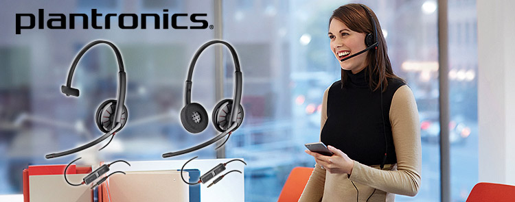 Plantronics C200 Headsets