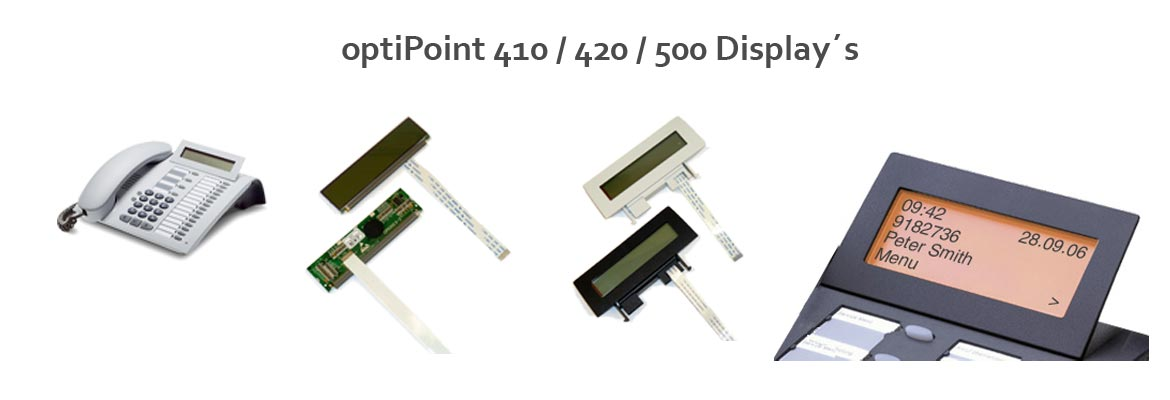 Display optiPoint