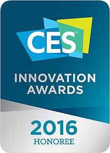 CES Innovation Award Winner