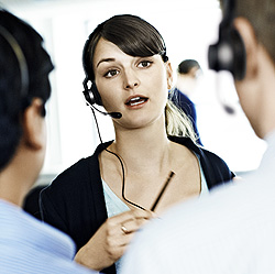 Jabra BIZ 2300 Contact Center Headset