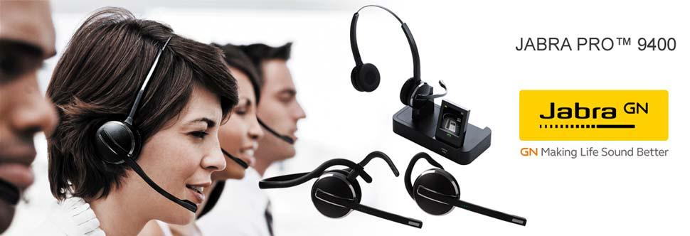 Jabra PRO 9450 Flex Mono Noise Cancelling 9450-25-707-101 NEW