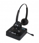 Preview: IPN W985 DUO DECT Headset mit EHS IPN317 NEU