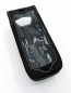 Preview: Ascom d62 / i62 Nylon Phone Case with Rotary Clip Black 3232-AS