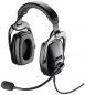 Preview: Plantronics Noise protection headset Standard SHR 2083-01 Standard Ruggedized Headsets - Binaural QD 92083-01