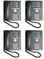 Mobile Preview: Avaya IP Phone 9608 GLOBAL 4er Pack 700510905