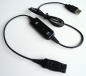 Preview: IPN QD/USB adapter cable with Swich Microsoft Lync optimized IPN111 NEW