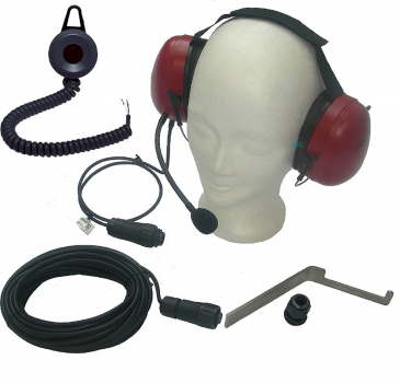 Headset for FHF Ex-Telephone ExResistTel 11286104