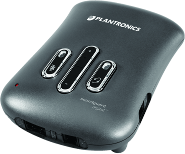 Plantronics Digital Audio Processor with DSP VistaPlus DM15E 39380-01 NEW