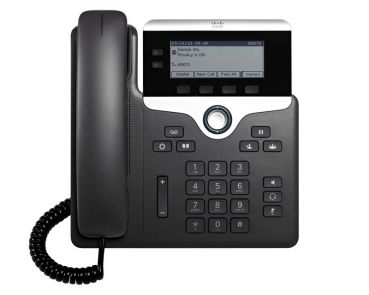 Cisco CP-7821-K9-RF Cisco IP Phone 7821, charcoal Cisco Refresh