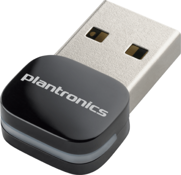 Plantronics BT300 Bluetooth USB Adapter optimized for Microsoft 85117-01 NEW
