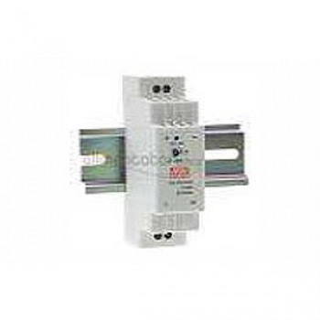 Tema Switching power supply on DIN rail 220Vac/15Vdc (13,2-16,8Vdc) 1,00A with protection AA-39D1A