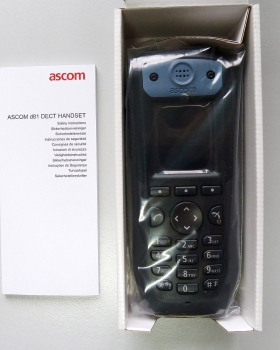 Ascom d81 Protector with Man Down & No Movement DH5-AABCAA NEW