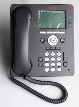 Avaya IP Phone 9608G GRY 700505424 NEU