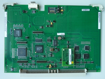 HiPath CBCPR Board for HiPath 3750 with V5 Lizenzen (3 x optiClient) L30251-U600-G226 Refurbished