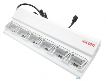 Ascom Charging rack d41/d43/d62/d63/d81/i62 CR3-AAAC Refurbished