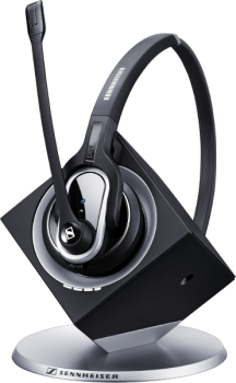 Sennheiser DW 20 EU DW Pro 1 Wireless DECT Headset High Comfort Wearing Style 504304 project price available !