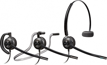 Plantronics EncorePro Digital HW540D monaural 6-PIN QD 203194-01