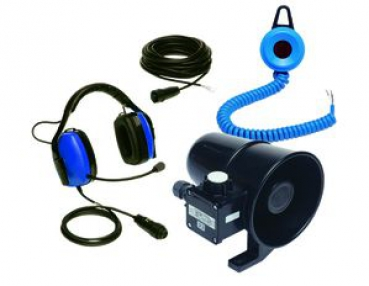 Headset for FHF Weatherproof Telephone ResistTel 11264304