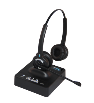 IPN W995 DUO DECT Headset with EHS IPN318