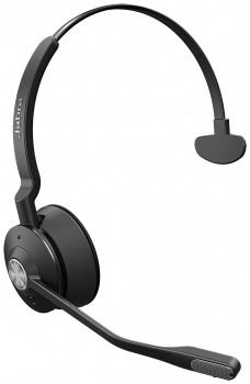 Jabra single headset for Jabra Engage 65 / 75 Mono incl. Carrying form (earpads and headband) 14401-14