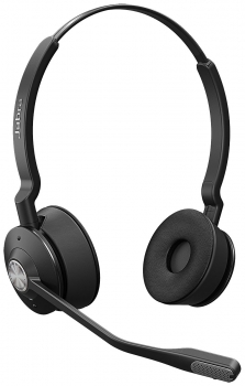 Jabra single headset for Jabra Engage 65/75 Duo incl. Carrying form (earpads and headband) 14401-15