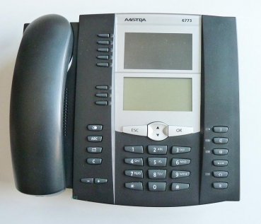 Mitel Aastra 6773 OpenPhone 73 69382 Refurbished