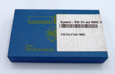 MMC-Card 128 MB with V8 System Firmware for HiPath 3800 P30152-P1441