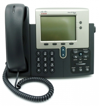 Cisco CP-7941G= Cisco Unified IP Phone 7941 Refurbished