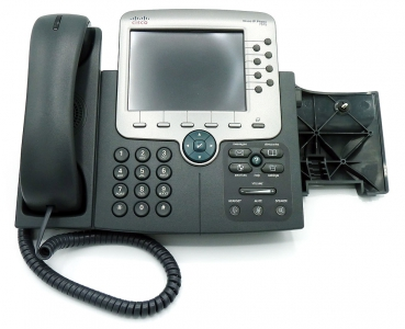 Cisco CP-7975G= Cisco Unified IP Phone 7975G with key module stand Refurbished