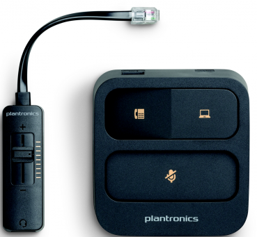 Plantronics MDA105 QD Smartswitcher (Switch PC / landline) 205255-11