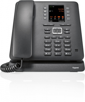 Gigaset PRO Maxwell C DECT desk phone S30853-H4007-R101