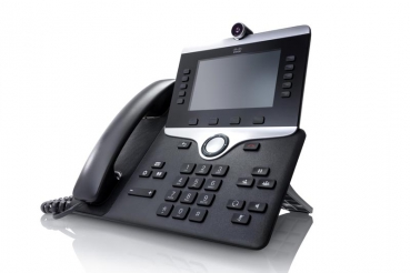 Cisco CP-8845-K9 Cisco IP Phone 8845, Charcoal