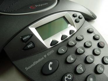 Polycom SoundStation IP 6000 2201-15600-001 Refurbished