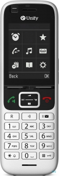 OpenScape DECT Phone S6 Entry Handset (without Charger) CUC533 L30250-F600-C533
