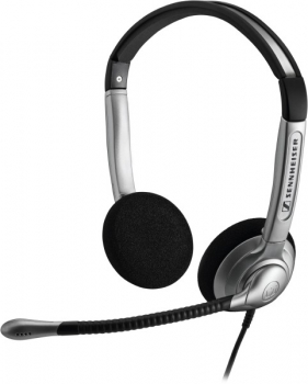 Sennheiser SH 350 - Phone Headset - Noise Cancelling Headset - HD voice clarity 005356 project price available !