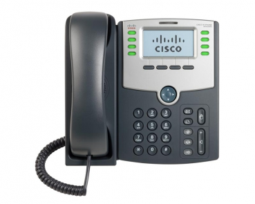 Cisco SPA508G Small Business Pro VoIP phone 8 Lines, Display PoE PC Port