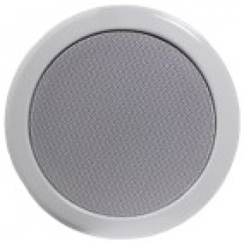 TEMA AD633 IP SIP 12W ceiling mount speaker, 802.af integrated PoE, input from 12-24Vdc