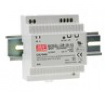 Tema DIN rail Switching P. Supply 220Vac/24Vdc (21,6-26,4Vdc) 1,25A 30W self-protected CE