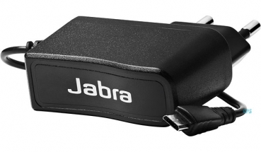 Jabra Power Supply for travel Charger EU Micro USB 14203-01 NEW