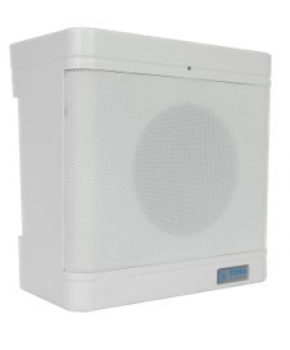 TEMA AD635 IP SIP 12W wall mount speaker, 802.af, integrated PoE, input from 12-24Vdc power