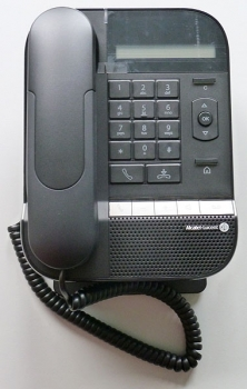 Alcatel 8012 DeskPhone 3MG27038AA NEW