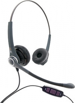 AxTel PRO MS duo NC USB Headset AXH-PROMSD NEW