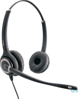 AxTel Elite HDvoice duo Headset AXH-EHDD NEW