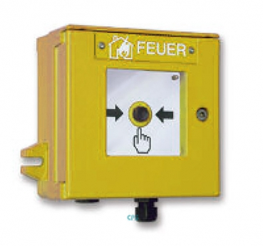 FHF Ex-Alarm Switch 2014/2 yellow 31820001